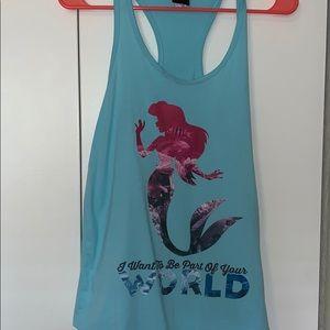 Little Mermaid Tank Top